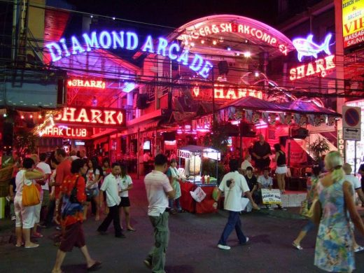 Circuit thailande noces
