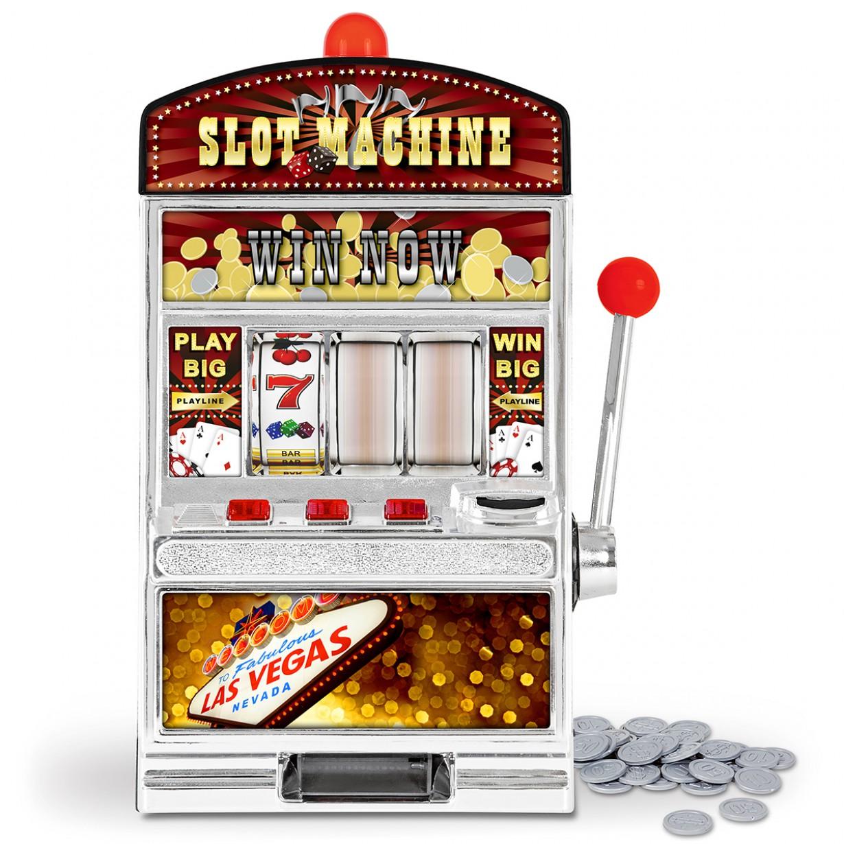 Machines a sous : le jeu de casino le plus apprécié