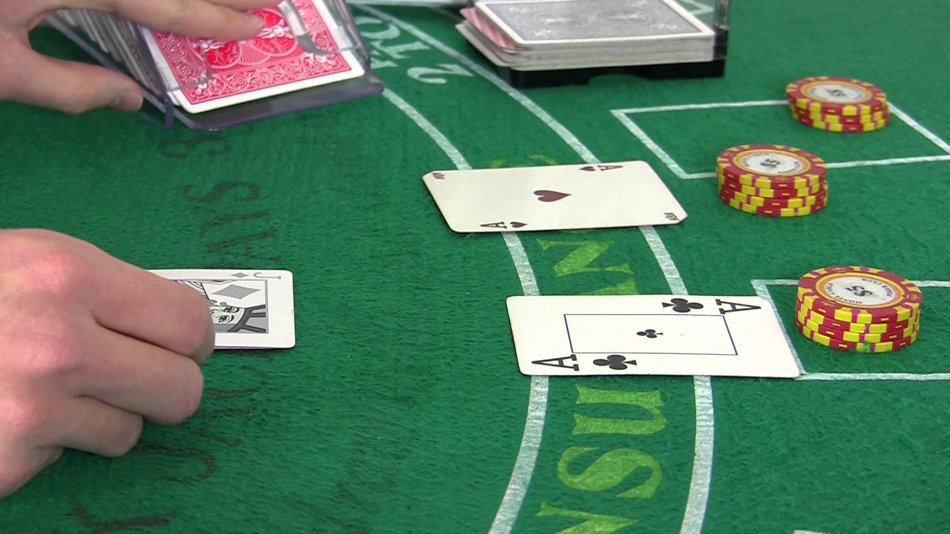 Une stratégie pour un blackjack réussi