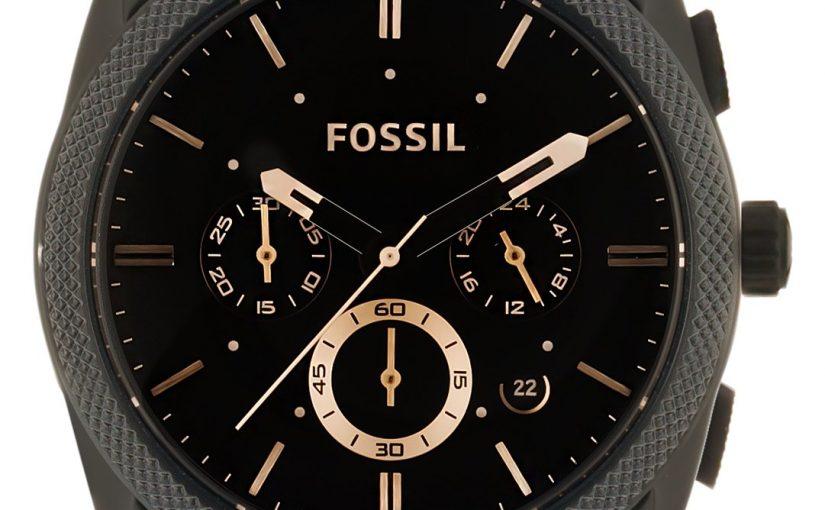 A votre poignet, une montre fossil avis sera belle avec vous