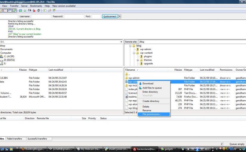 Comment installer filezilla ?
