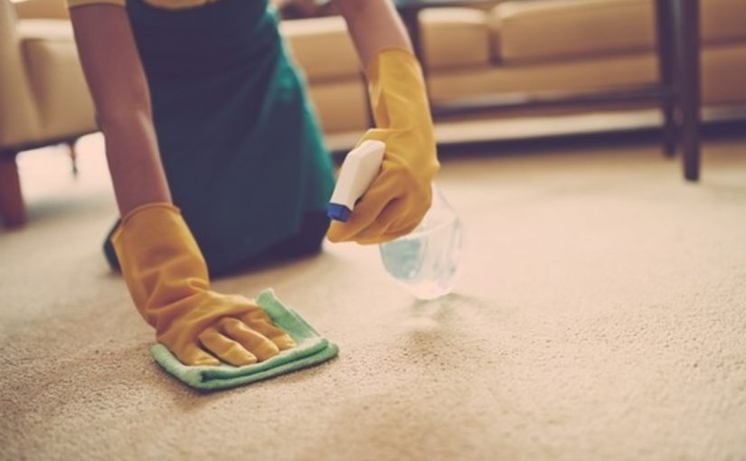 Comment nettoyer de la moquette ?